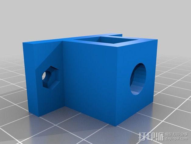 Core XY打印机 3D模型  图13