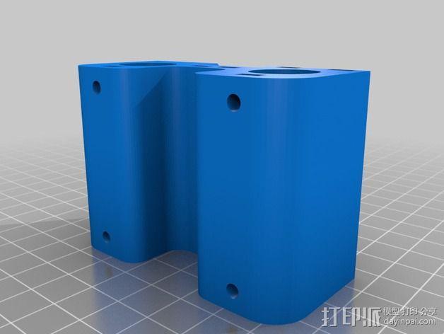 Core XY打印机 3D模型  图15