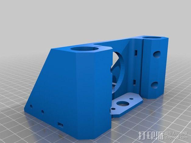 Core XY打印机 3D模型  图21