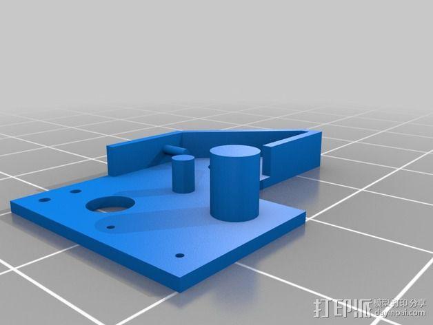 可打印的限位开关 3D模型  图6