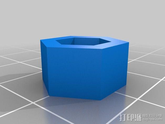 自制打印机 3D模型  图6