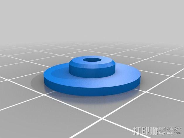 自制打印机 3D模型  图10