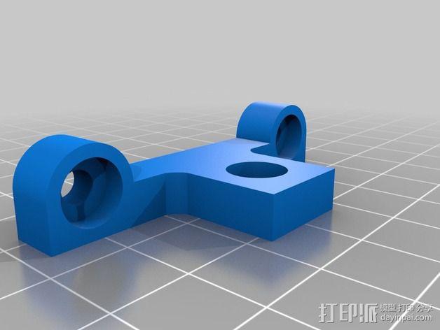 自制打印机 3D模型  图11