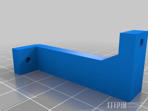 自制打印机 3D模型  图12