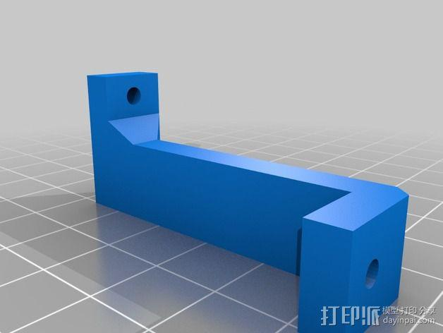 自制打印机 3D模型  图13