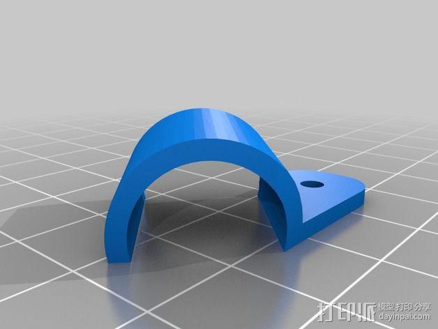 自制打印机 3D模型  图14