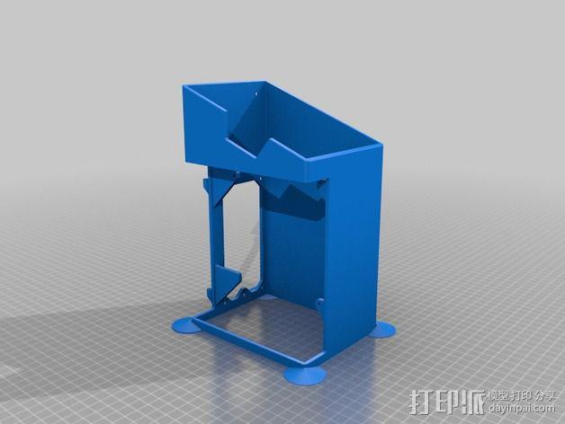 控制器保护盒 3D模型  图5