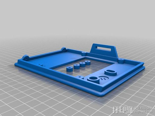 控制器保护盒 3D模型  图6