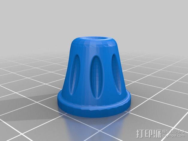 控制器保护盒 3D模型  图9