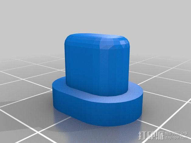 控制器保护盒 3D模型  图8