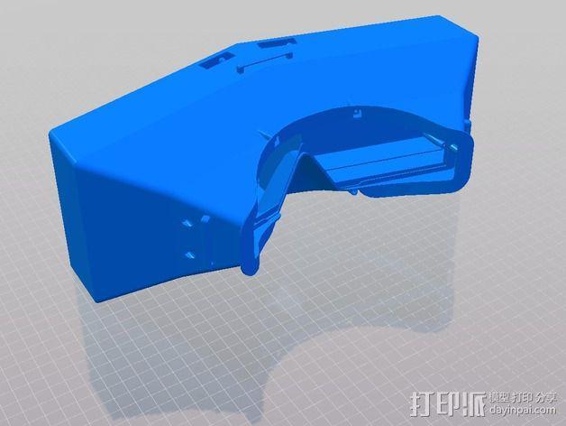 虚拟现实眼镜盒 3D模型  图5
