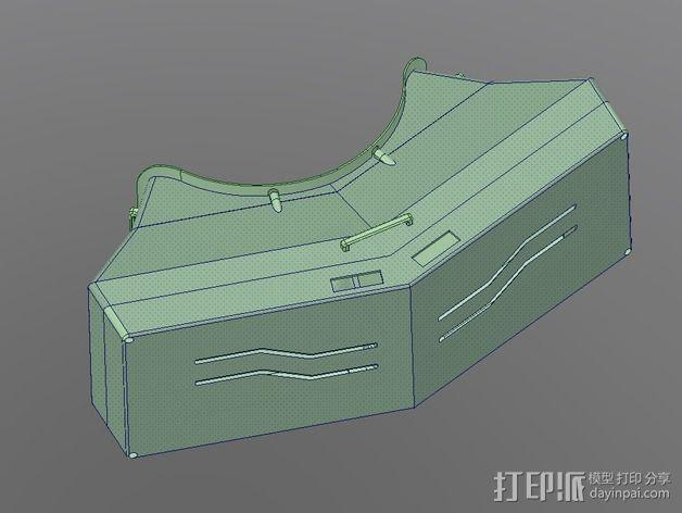 虚拟现实眼镜盒 3D模型  图11