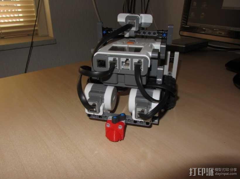 参数化滚珠轴承 3D模型  图6