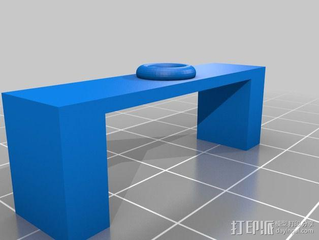 桥梁校准测试  3D模型  图5