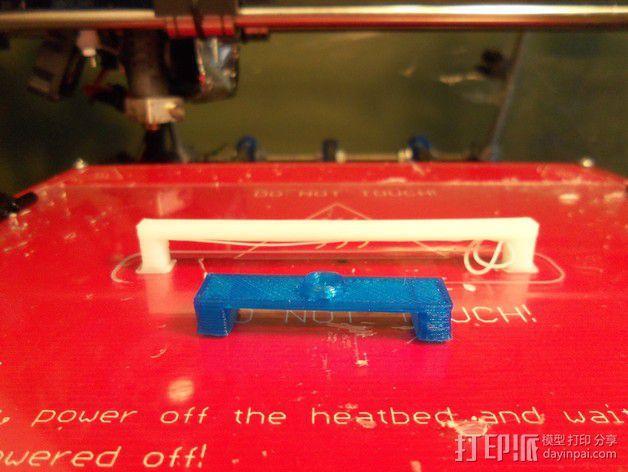 桥梁校准测试  3D模型  图3