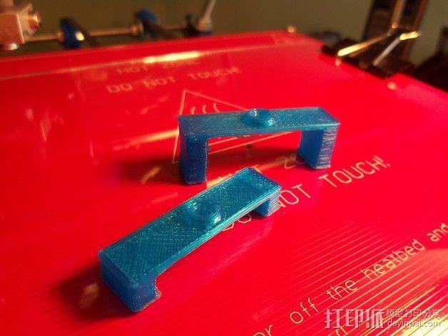 桥梁校准测试  3D模型  图1