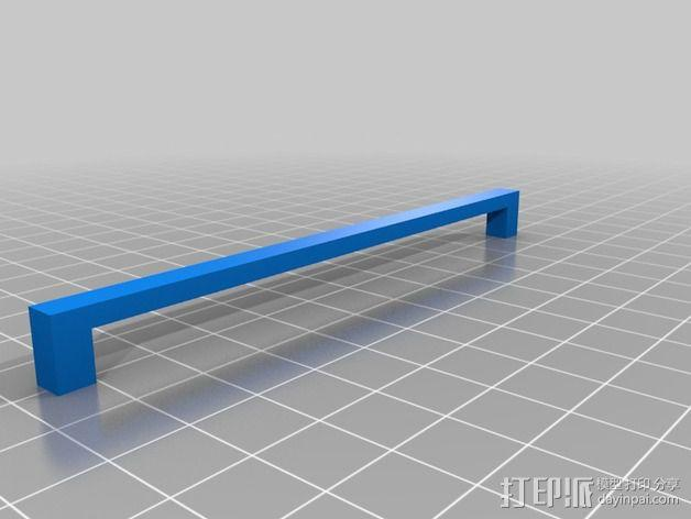 桥梁校准测试  3D模型  图7