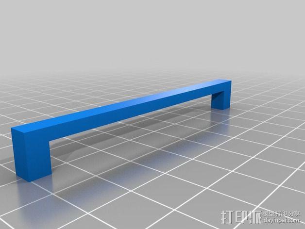 桥梁校准测试  3D模型  图8