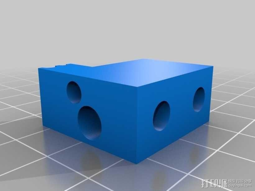 3D打印线材连接器 3D模型  图9