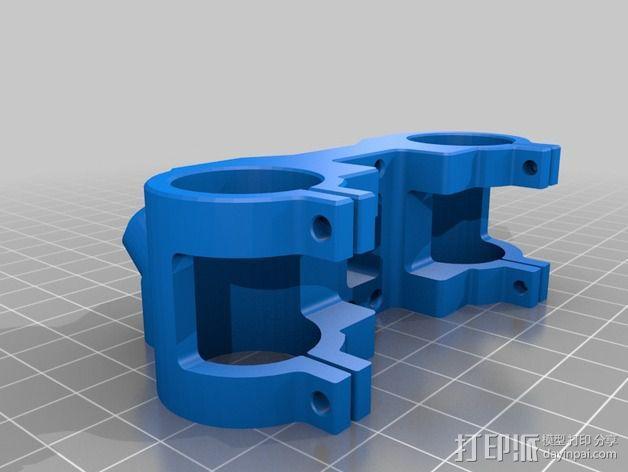 磁力连接器 探针 3D模型  图4