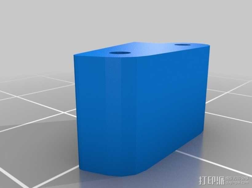 自动调平取消探针 3D模型  图12