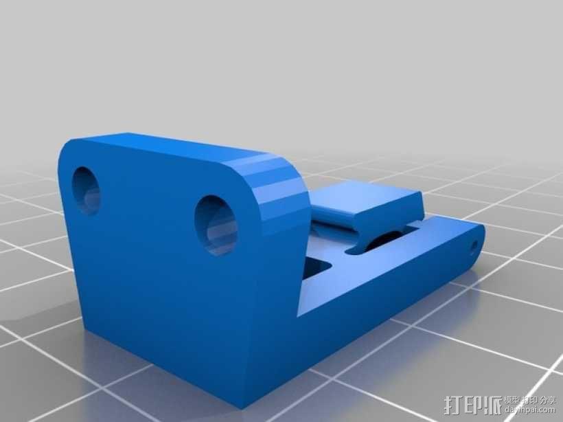 自动调平取消探针 3D模型  图11