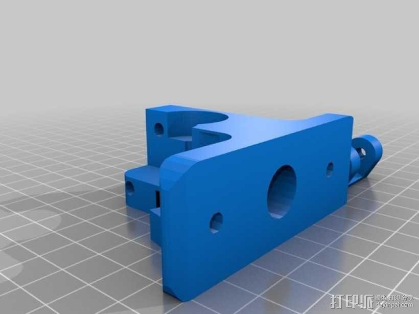 Delta 式3D打印机 3D模型  图12