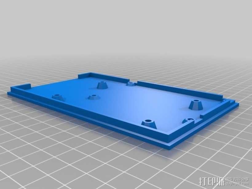 RAMPS 1.4 电路板外罩 3D模型  图6