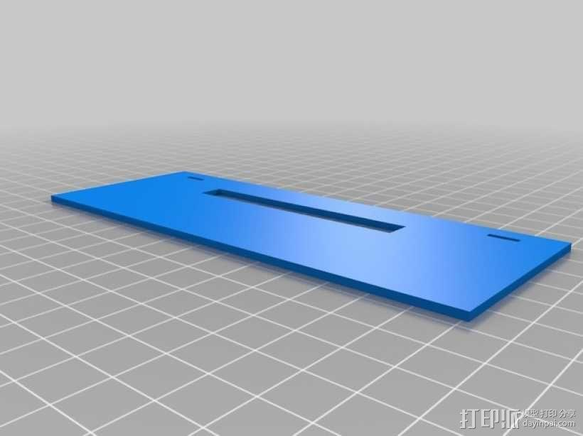 RAMPS 1.4 电路板外罩 3D模型  图10