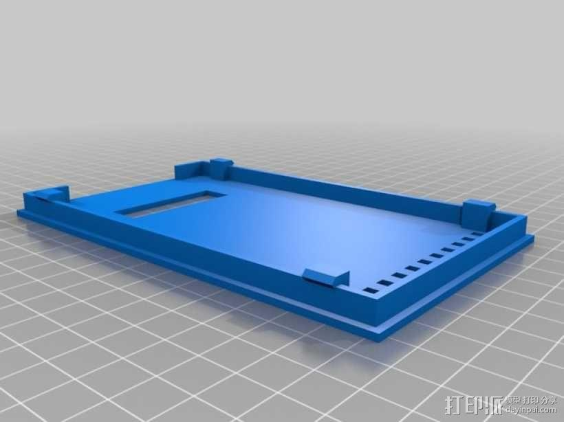 RAMPS 1.4 电路板外罩 3D模型  图11