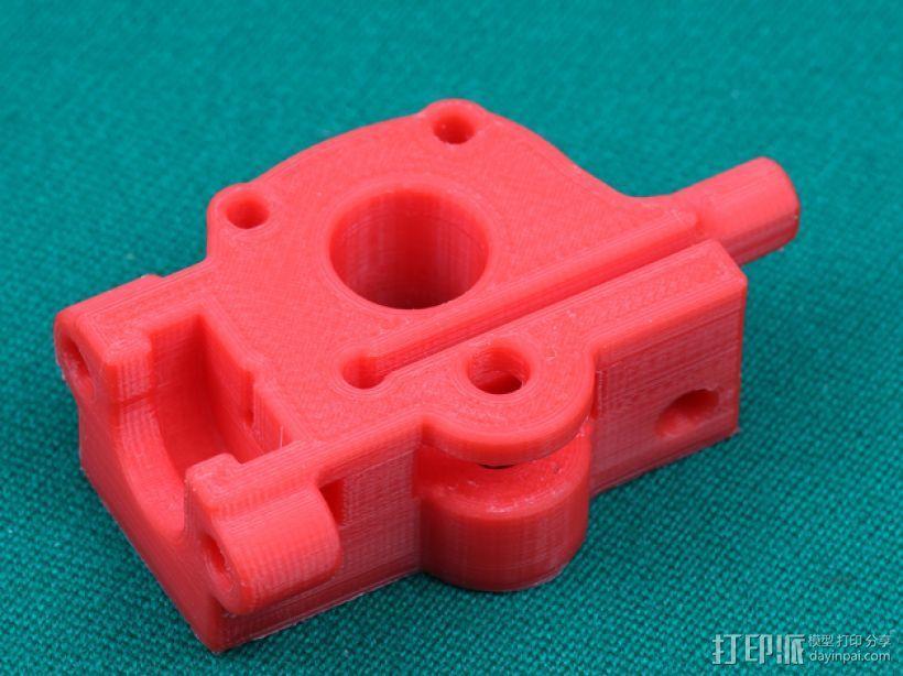 MakerGear M2打印机测试 3D模型  图2