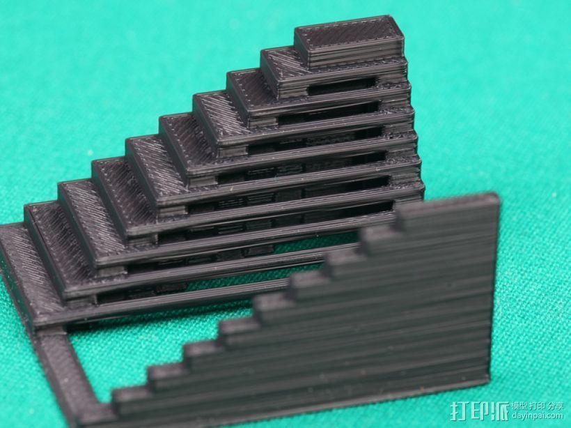 MakerGear M2打印机测试 3D模型  图4