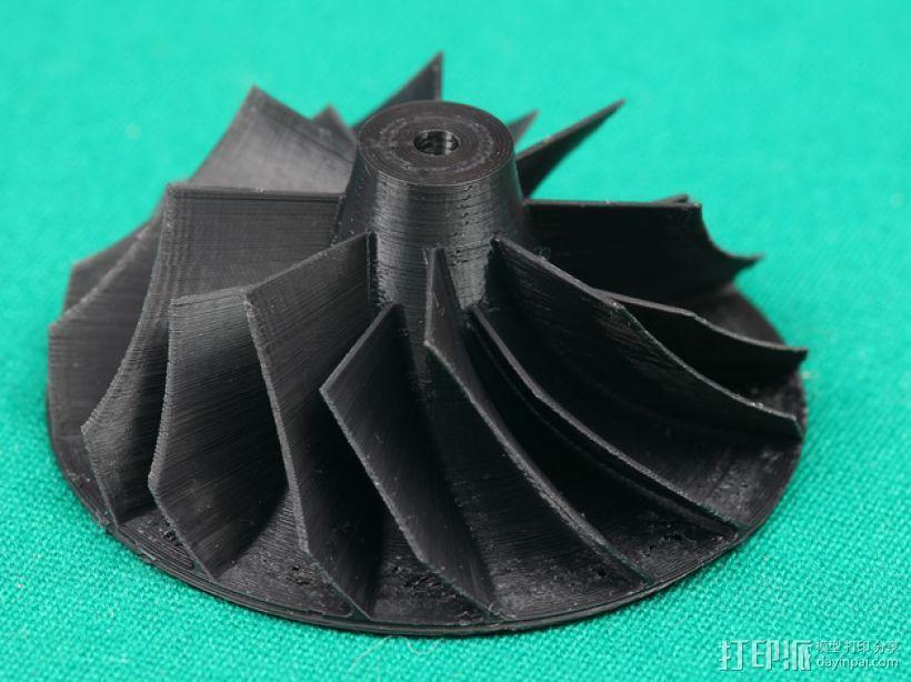 MakerGear M2打印机测试 3D模型  图5