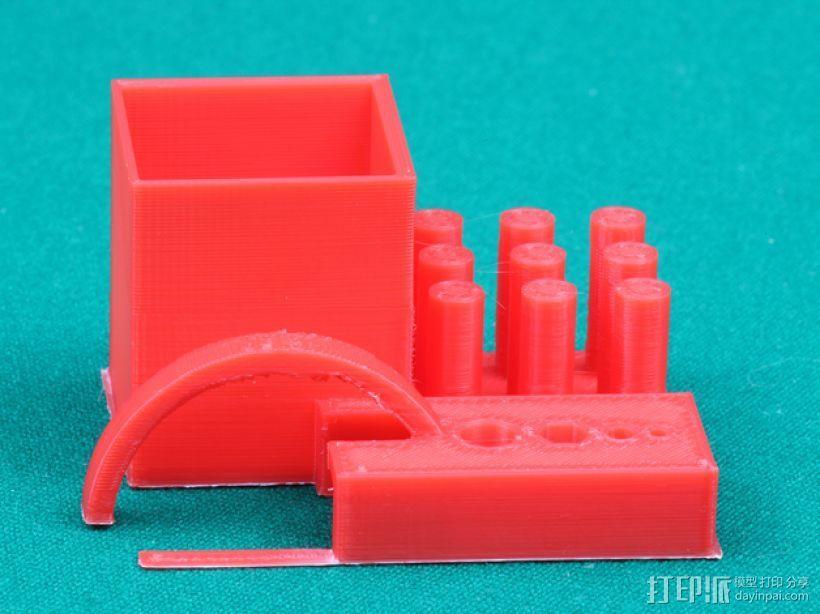 MakerGear M2打印机测试 3D模型  图7