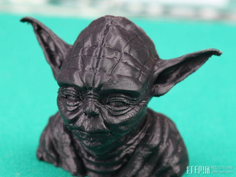 MakerGear M2打印机测试 3D模型  图6
