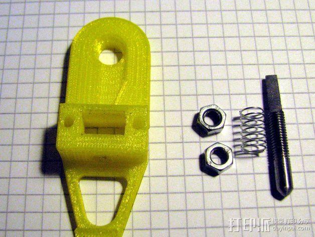 打印机调平探针 3D模型  图4