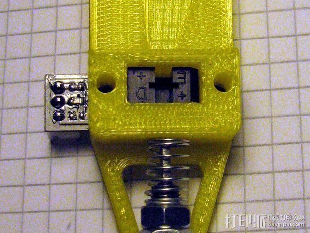 打印机调平探针 3D模型  图5