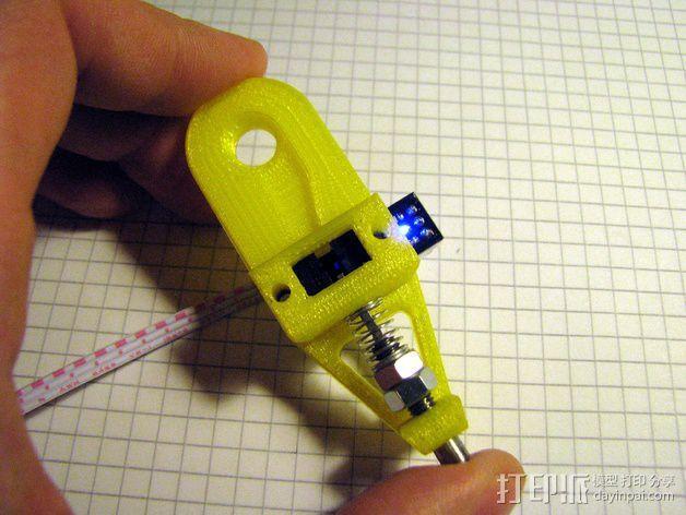 打印机调平探针 3D模型  图8