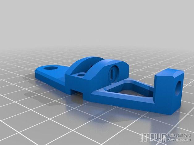 打印机调平探针 3D模型  图11