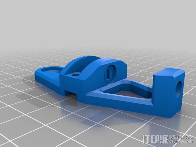打印机调平探针 3D模型  图13