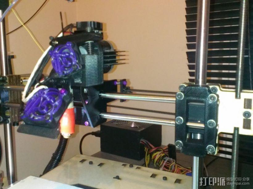 Printrbot PLUS打印机替换套件 3D模型  图1
