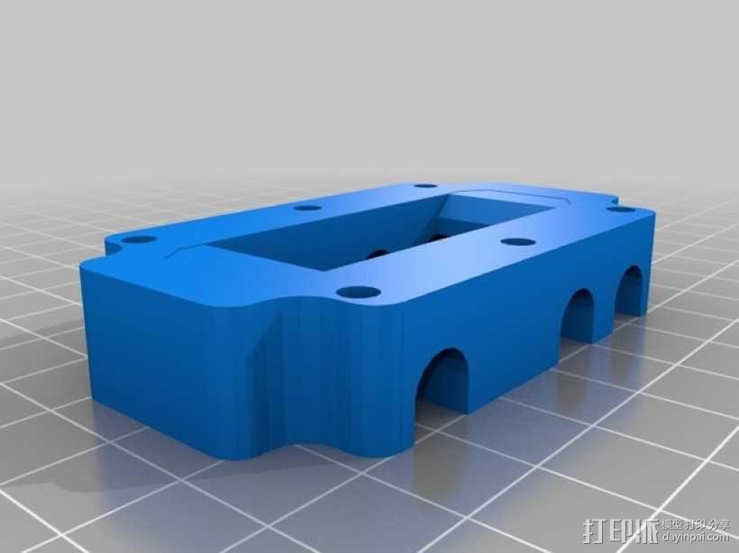 Printrbot PLUS打印机替换套件 3D模型  图2