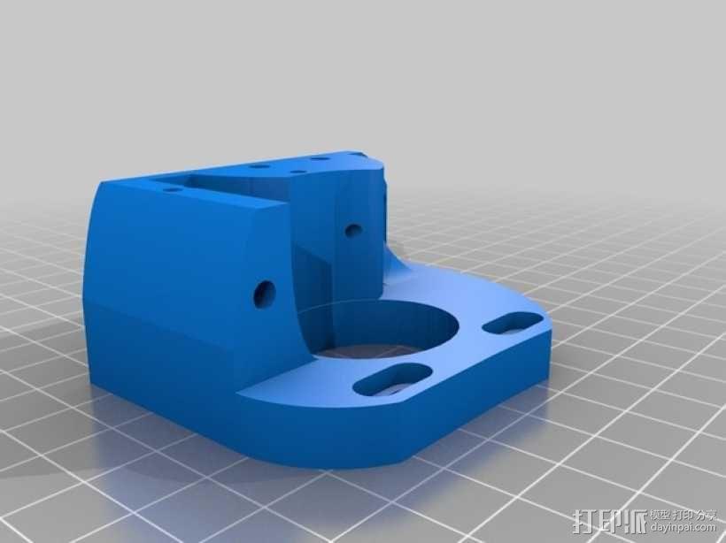 Printrbot PLUS打印机替换套件 3D模型  图6
