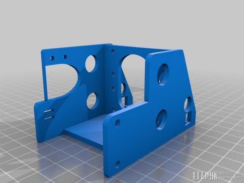 Printrbot PLUS打印机替换套件 3D模型  图7