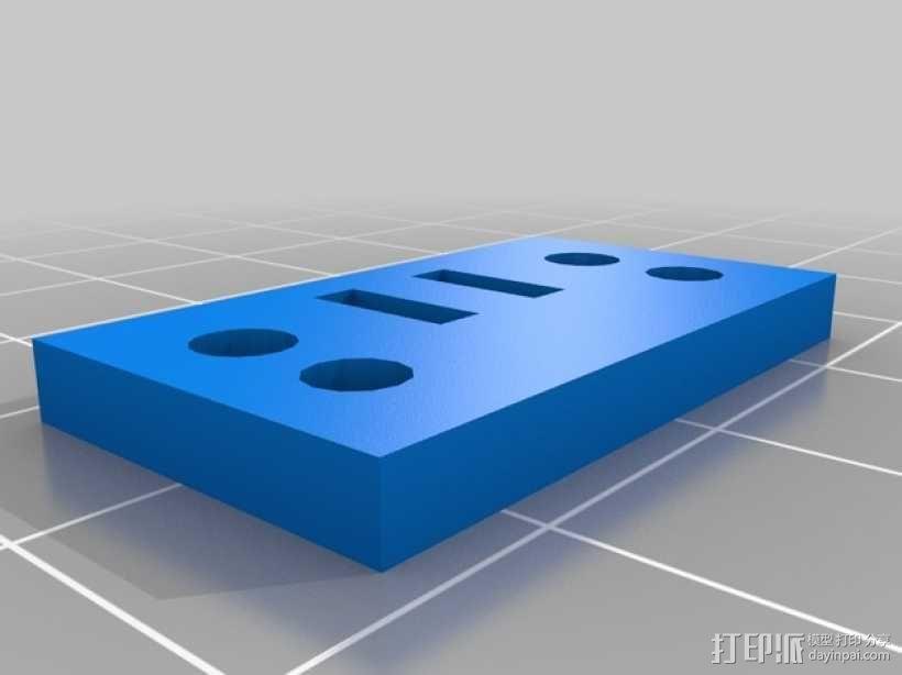 Printrbot PLUS打印机替换套件 3D模型  图8