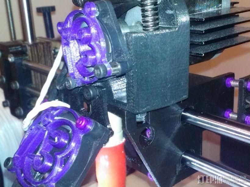 Printrbot PLUS打印机替换套件 3D模型  图14