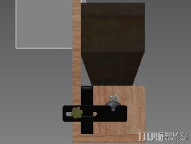 DIY材料挤出机 3D模型  图3