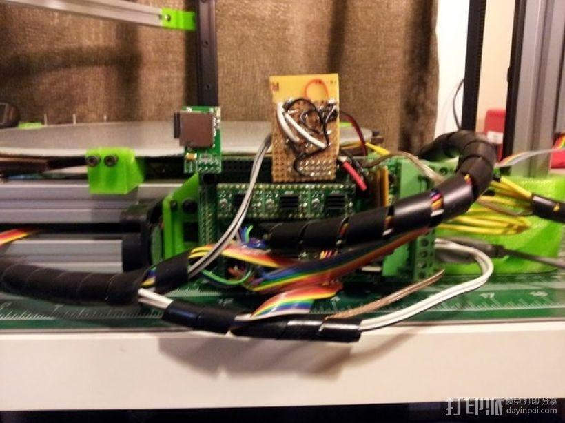 Delta 式3D打印机 3D模型  图11