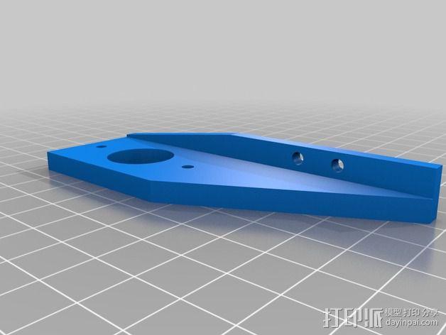 自制3D打印机 3D模型  图9