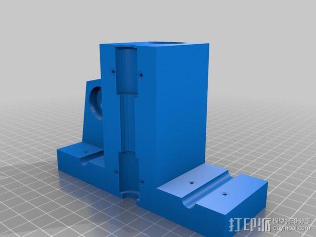 自制3D打印机 3D模型  图13